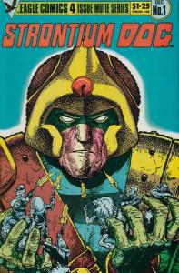 Strontium Dog (Mini-Series) #1 FN; Eagle | save on shipping - details inside
