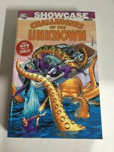 Showcase Presents Challengers Of The Unknown Vol 1 Nm Near Mint DC Comics SC TPB