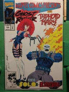 Marvel Comics Presents #124