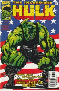 Incredible Hulk(vol. 3) # 17, 18, 19, 21,22 Dogs of War, Maximum Security,