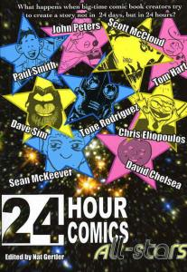24 Hour Comics All-Stars #1 VF/NM; About | save on shipping - details inside