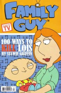 Family Guy (2006 series) #1, NM (Stock photo)