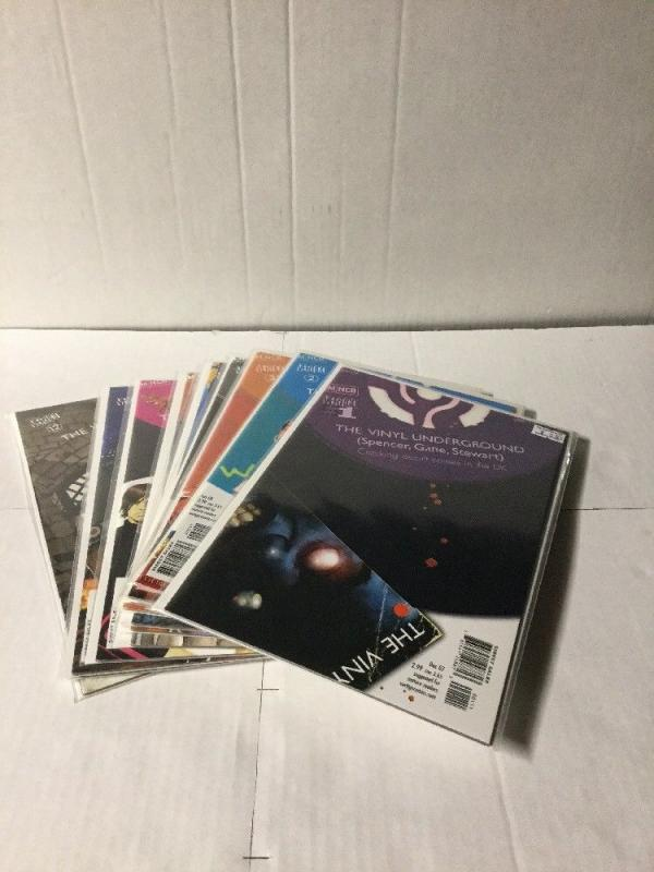 Vinyl Underground 1-12 Complete Lot Set Run Vertigo