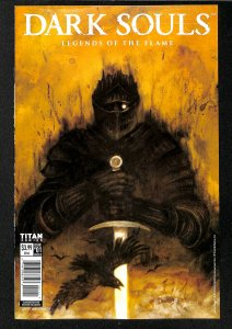 Dark Souls Legends of the Flame #1 VF- 7.5