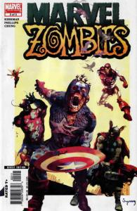 Marvel Zombies #2 FN; Marvel   save on shipping - details inside
