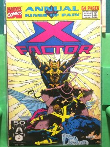 X-Factor Annual  #6 Kings of Pain part 4