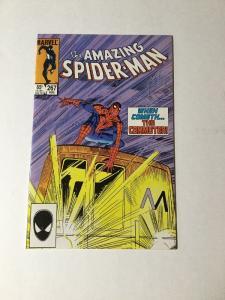 Amazing Spider-man 267 Nm Near Mint