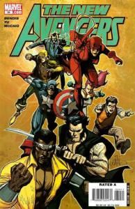 New Avengers (2005 series) #34, NM (Stock photo)