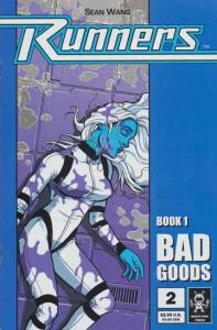Runners: Bad Goods #2 VF/NM; Serve Man | save on shipping - details inside