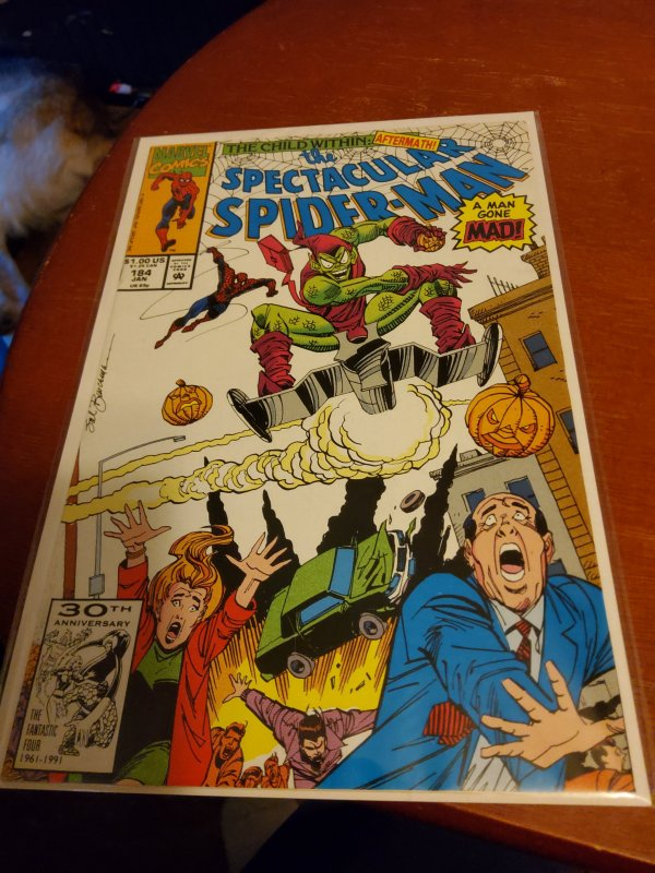The Spectacular Spider-Man #184 (1992)