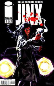 Jinx #5 VF/NM; Image | save on shipping - details inside