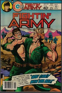 Fightin' Army #142 (Charlton, 1978) NM