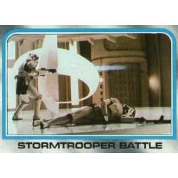1980 Topps Star Wars The Empire Strikes Back STORMTROOPER BATTLE #250 EX/MT