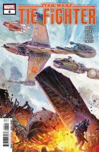 Star Wars Tie Fighter #4 (Marvel, 2019) NM