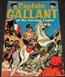 Captain Gallant #1 (1955)