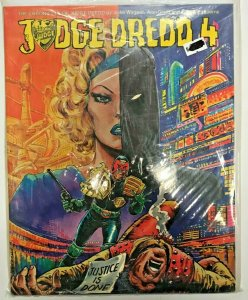 *Judge Dredd GN #3, 4, 7-9 LOT of 5 $45 Cover Price in the 80s