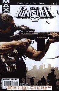 PUNISHER MAX (2004 Series) #59 Near Mint Comics Book
