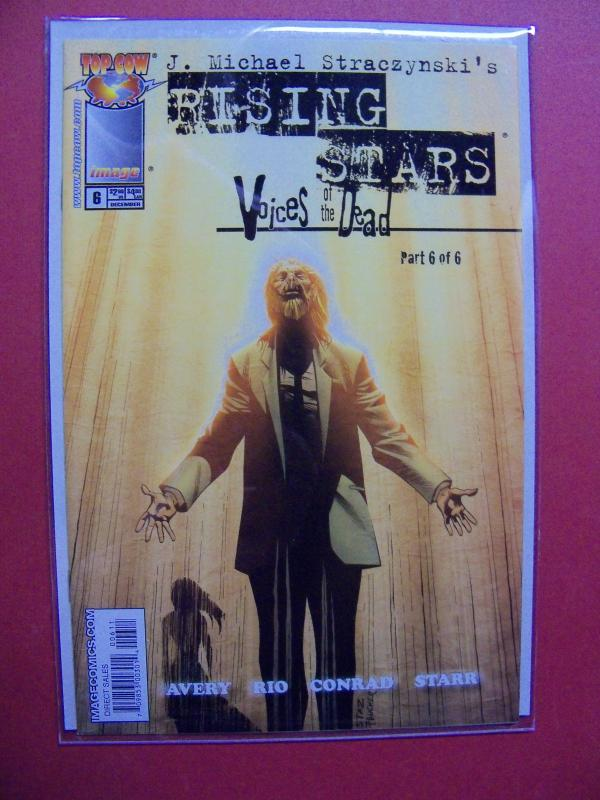 RISING STARS VOICES OF THE DEAD #6 PART 6 OF 6  (9.0 to 9.4 or better)  IMAGE