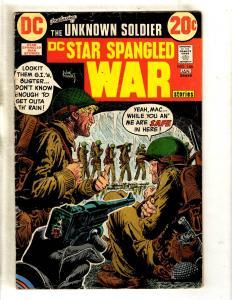 Lot Of 4 DC Comic Books Star Spangled War Stories 166 168 169 + Weird War 17 FM1