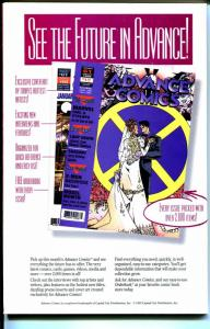 Overstreet Comic Book Monthly #9 1994-Batman cover-serious collector info-VG