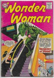 Wonder Woman   vol. 1   #148 GD Duke of Deception, Kanigher/Andru