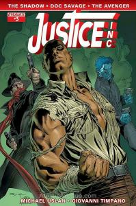 Justice Inc. (Dynamite) #3C VF/NM; Dynamite | save on shipping - details inside