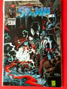 SPAWN V1 #17 JAN 1993 IMAGE / NM/NM+