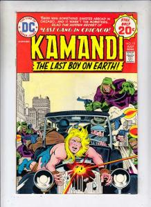 Kamandi the Last Boy on Earth #19 (Jul-74) VF/NM High-Grade Kamandi