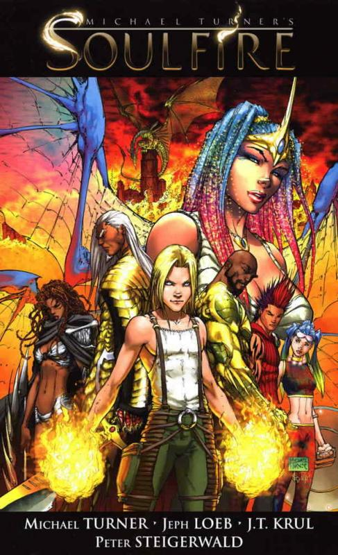 Soulfire (Michael Turner's…) TPB #1 VF/NM; Aspen | save on shipping - details in