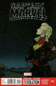Captain Marvel (8th Series) #10 FN; Marvel | save on shipping - details inside