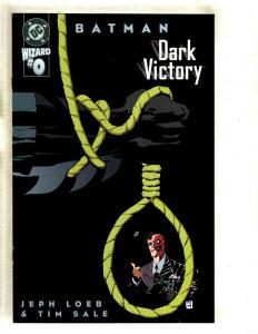 Batman Dark Victory Complete DC Comics Ser # 0 1 2 3 4 5 6 7 8 9 10 11 12 13 SM8
