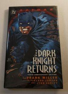 BATMAN: THE DARK KNIGHT RETURNS TENTH ANNIVERSARY EDITION HARD COVER