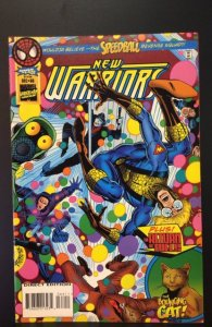 The New Warriors #66 (1995)