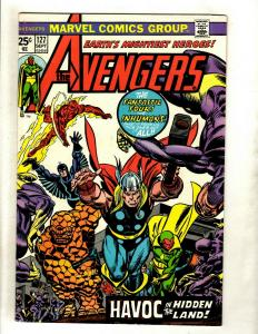 Lot Of 5 Avengers Marvel Comics # 127 128 129 130 131 Thor Hulk Iron Man GK2