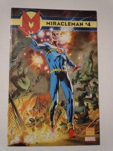 Miracleman #4 (2014)