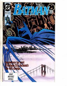 Lot Of 3 Batman DC Comic Books # 462 463 465 Joker Robin Catwoman J255
