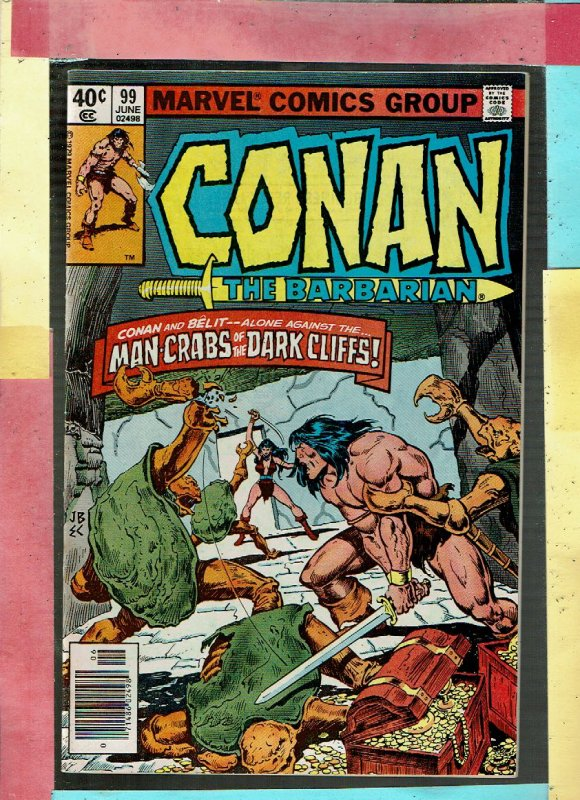 CONAN THE BARBARIAN 99