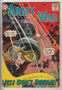 Our Army at War #77 (Dec-58) VG/FN Mid-Grade