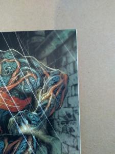 Venom #1 variant second printing -Knull SYMBIOTE GOD - Cates