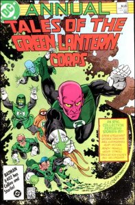 DC TALES OF THE GREEN LANTERN CORPS Annual #2 VF