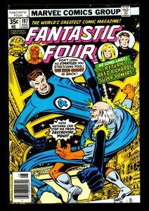 Fantastic Four #197 NM+ 9.6