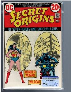 Secret Origins #3 (DC, 1973) CBCS 9.0