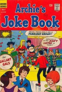 Archie's Joke Book Magazine #112, VG+ (Stock photo)