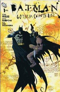 Batman Gotham County Line #1 ORIGINAL Vintage 2005 DC Comics