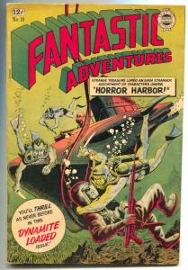 Fantastic Adventures #10 1963- Golden Age reprints- Severin cover FN