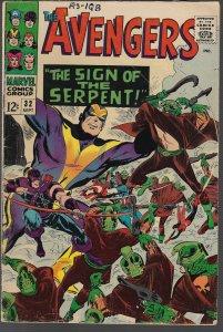 Avengers #32 (Marvel, 1966) VG+