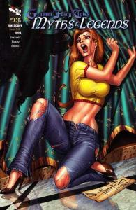 Grimm Fairy Tales: Myths & Legends #13, NM (Stock photo)