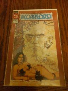 Warlord #4 (1992)