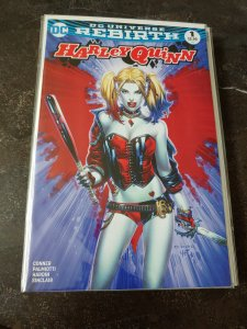 DC Rebirth Harley Quinn #1 Most Good Exclusive EBAS Color Variant NM