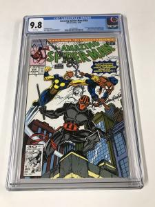 Amazing Spider-Man #354 CGC 9.8
